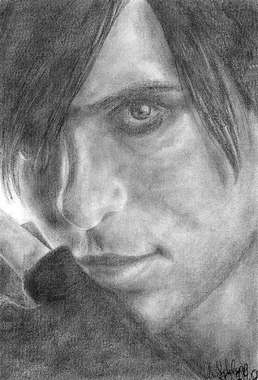 Jared Leto by Chrissi17